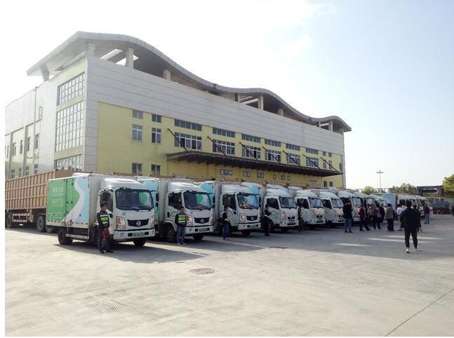 福luhui注册环bao成功中标厨余垃圾收运chu理项目,助力家yuan更美丽